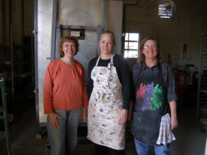 Wendy Kochar, Cynthia Guajardo and Penny Woolsey became new members in 2008.