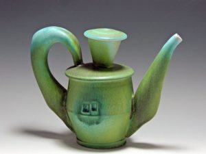 James Kelly - Tea Pot