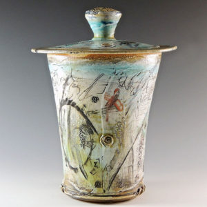 Kathleen Laurie - Covered Jar