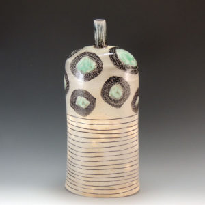 Cindy Guajardo - Soda Fired Bottle