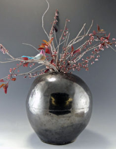 Jo Sanders - Wheel Thrown Vase