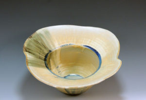 Mary Lou Steenrod - Bowl