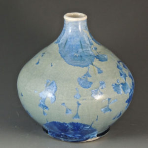 Mary Lou Steenrod - Chrystalline Vase
