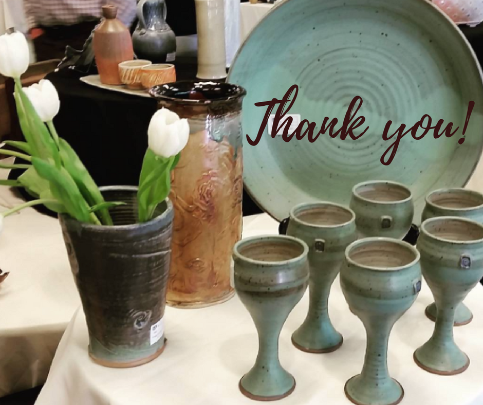 Thank you for visiting the Colorado Potters Spring Show